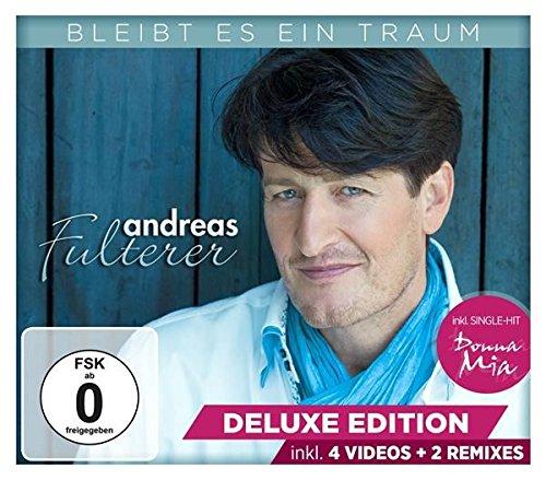 """Bleibt es ein Traum - Deluxe Edition - Das neue Album (inkl. Single-Hit """"Donna Mia"""")"""