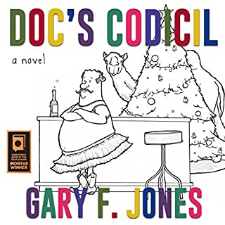 Doc's Codicil audiobook cover art