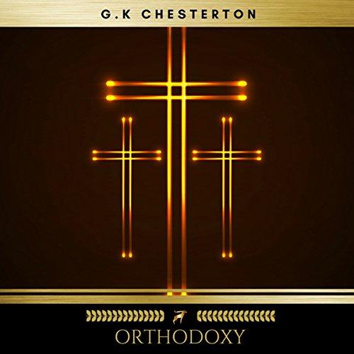 Orthodoxy audiobook cover art