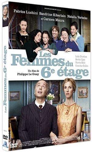 Les Femmes du 6e étage [Francia] [DVD]