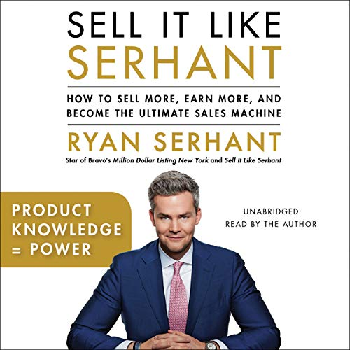 Product Knowledge = Power     Sales Hooks from Sell It Like Serhant              Auteur(s):                                                                                                                                 Ryan Serhant                               Narrateur(s):                                                                                                                                 Ryan Serhant                      Durée: 8 min     3 évaluations     Au global 5,0