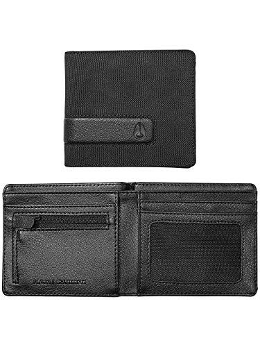 Nixon Geldbörse Showtime Bi-Fold Id Zip Wallet