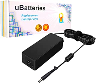 UBatteries Compatible 65W AC Adapter Replacement for HP ProBook EliteBook 4410t 443s 4440s 4441s 4445s 450 4510s 4515s 4545s 455 500 530 5330m 540 612 625 630 631 635 636 6360b 6360t 640 6465b 6470b