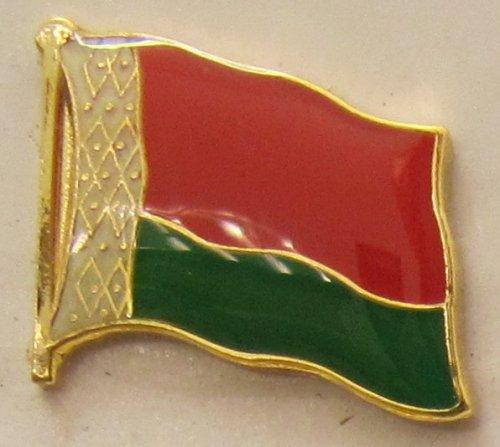 Pin Anstecker Flagge Fahne Weißrußland Nationalflagge Flaggenpin Badge Button Flaggen Clip Anstecknadel