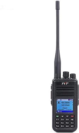 TYT MD-UV380 DMR Dual Band VHF/UHF 136-174Mhz/400-480Mhz Handheld Amateur Digital Two Way Radio Walkie Talkie