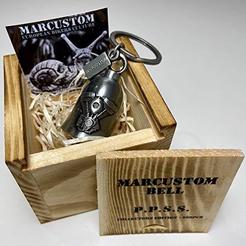 Guardian bell o campanella portafortuna moto MARCUSTOM BELL® - P.P.S.S. - Collezione