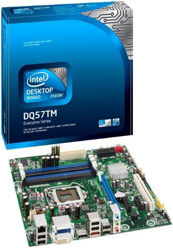 INTEL DQ57TM mATX Socket1156 FSB QPI DDR3-1333 4xSATA Mainboard Boxed
