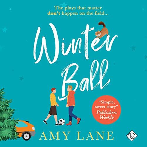 Winter Ball audiobook cover art