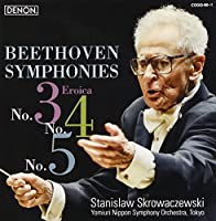 Beethoven: Symphonies Nos 3 - 5 by Beethoven (2013-10-08)