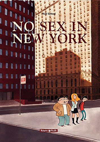 No sex in New York - tome 1 - No sex in New York (Poisson Pilote)