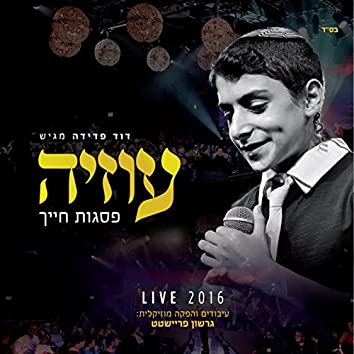 Pisgot Chayecha (Live)