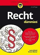 Recht fur Dummies (Für Dummies) (German Edition)