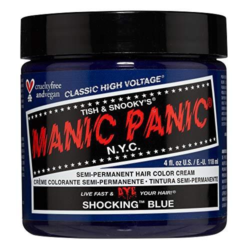 Manic Panic Shocking Blue Hair Dye Classic