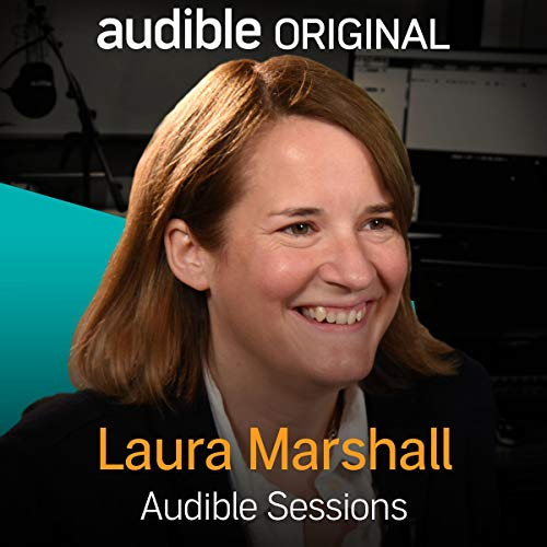 Laura Marshall audiobook cover art