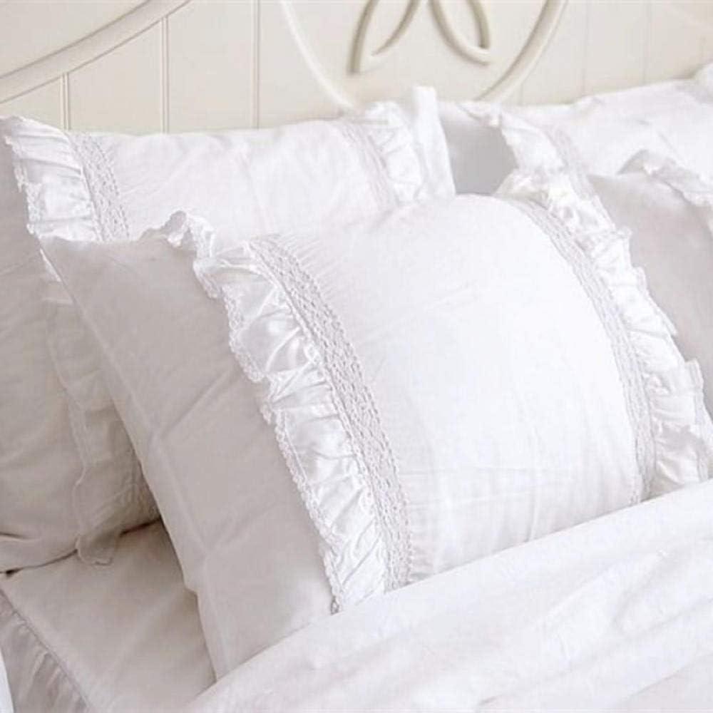 SDCVRE Summer Thin Cool Many popular brands Quilt 2pcs European Em Style Pillow sham Sale