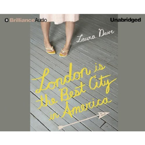 London Is the Best City in America audiobook cover art