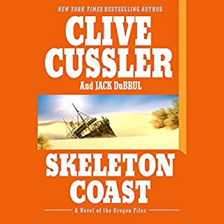 Skeleton Coast                   By:                                                                                                                                 Clive Cussler                               Narrated by:                                                                                                                                 Scott Brick                      Length: 15 hrs and 38 mins     1,404 ratings     Overall 4.5