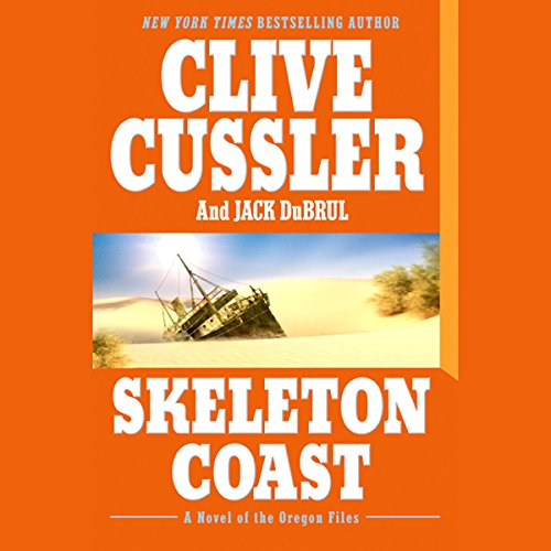 Skeleton Coast                   De :                                                                                                                                 Clive Cussler                               Lu par :                                                                                                                                 Scott Brick                      Durée : 15 h et 38 min     Pas de notations     Global 0,0