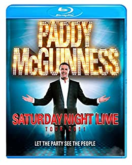 Paddy McGuinness - Saturday Night Live - Tour 2011