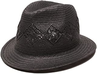 Physician Endorsed Women's Cady Panama Sun Hat with Straw Brim, Rated UPF 50+ for Max Sun Protection