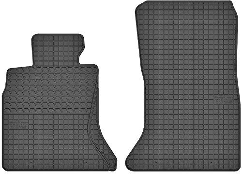 Bosch Motohobby Gummi Fuàmatten für BMW 5 F10/F11 F10 LCI/F11 LCI 2er Set vorne ab 2010 Auto Matten Autoteppiche Set 100% passgenau + Befestigungsknöpfe