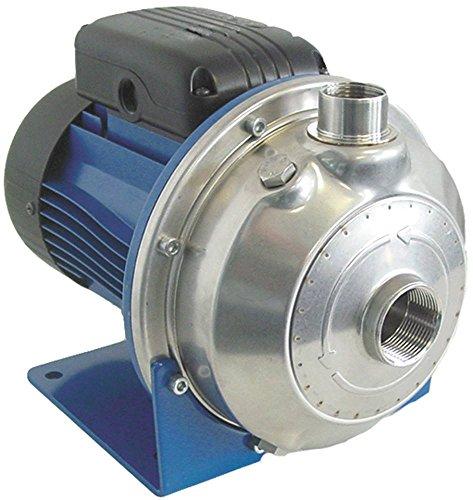 LOWARA CEA70/5/A 230 Drucksteigerungspumpe für Spülmaschine Silanos LP109, LP124, LP67, LP84, LP67E, LP109V 0,75 HP Ausgang 1'IG