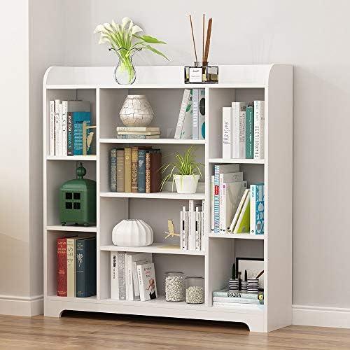 Librería Estante para Libros Grande, 5 niveles de ...