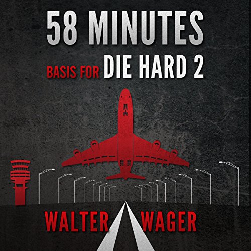 58 Minutes audiobook cover art