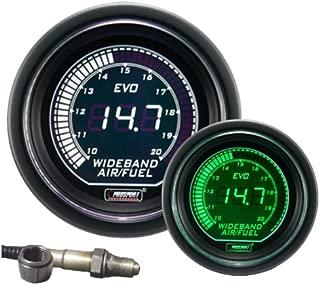 Wideband Digital Air Fuel Ratio Kit Green/white EVO Series