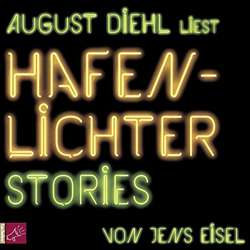 Hafenlichter audiobook cover art