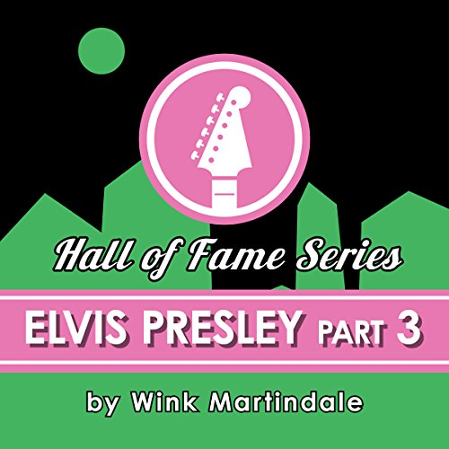 Elvis Presley #03 audiobook cover art
