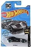 DieCast Hotwheels Batmobile 9/250, Chrome