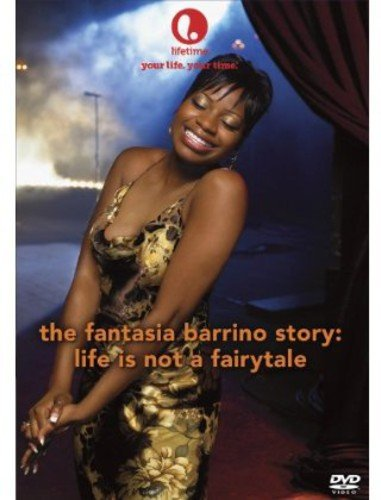Fantasia Barrino Story: Life Is Not a Fairytale [Reino Unido] [DVD]
