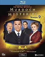 Murdoch Mysteries: Season 9 [Blu-ray] [Import]