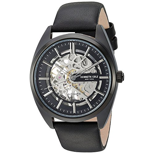 Kenneth Cole New York Male Stainless Steel Automatic-self-Wind Watch with...