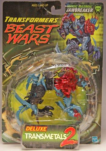 Jawbreaker Hyena Transmetals 2 Transformers Beast Wars by Hasbro