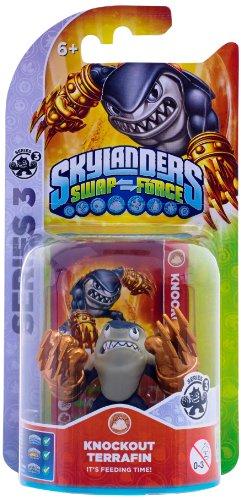 Figurine Skylanders : Swap Force - Knockout Terrafin