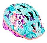 Schwinn Toddler Bike Helmet Classic Design, Ages 3-5 Years, Classic Owl