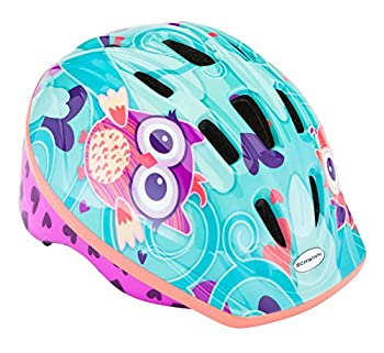 Schwinn Toddler Bike Helmet Classic Design Ages 3-5 Years Classic Owl