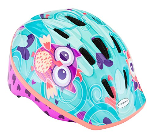 Schwinn Kids Bike Helmet Classic Design, Toddler...