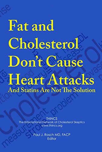 Fat and Cholesterol Don't...