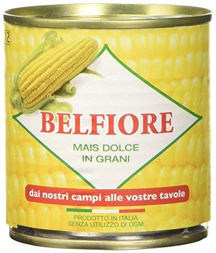 Belfiore Mais Dolce in Grani Teneri - 160 gr, Italiano