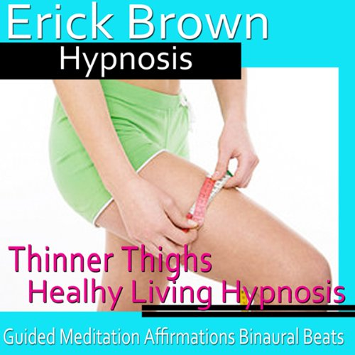 Thinner Thighs Hypnosis cover art