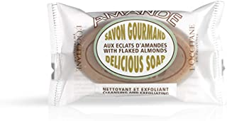 Sponsored Ad - L'Occitane Cleansing and Exfoliating Delicious Soap With Flaked Almonds
