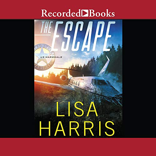 The Escape Audiobook By Lisa Harris cover art