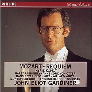 Mozart: Requiem by Gardiner, John Eliot (2015-06-09)