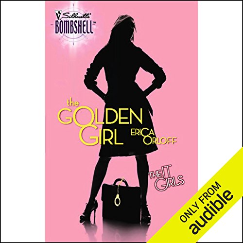 The Golden Girl audiobook cover art