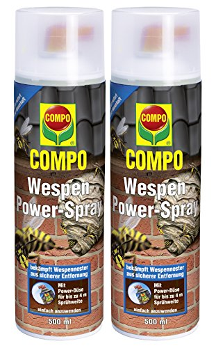 COMPO Wespen Power-Spray 1L Vorteilspackung (2x500ml)