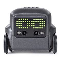 MEET BOXER: It's the fun & quirky interactive AI robot who delivers big fun! Boxer comes with 10 activity cards (included) to play games like Bot Bowling, Paddle Bot or Go Kart, & you can unlock even more games by downloading the Boxer app to your ph...
