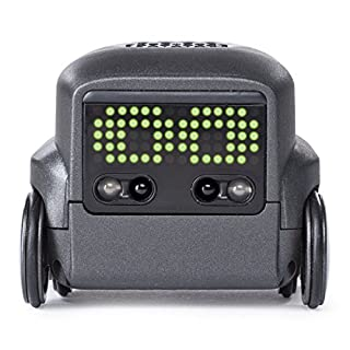 Boxer — Interactive AI Robot Toy (Black) with Personality and Emotions, for Ages 6 and Up (B079VYDG21) | Amazon price tracker / tracking, Amazon price history charts, Amazon price watches, Amazon price drop alerts